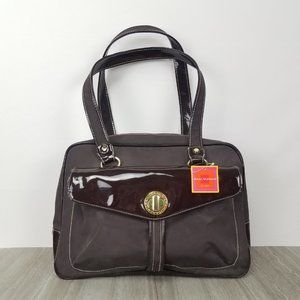 Isaak Mizrahi for Target Textile Satchel Handbag